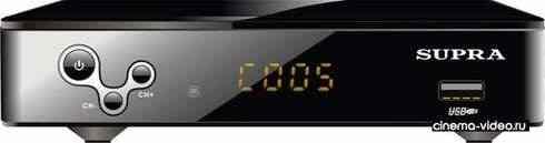 Приемник цифрового ТВ Supra SDT-99