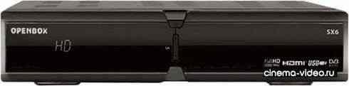 Спутниковый ресивер Openbox SX6 HD
