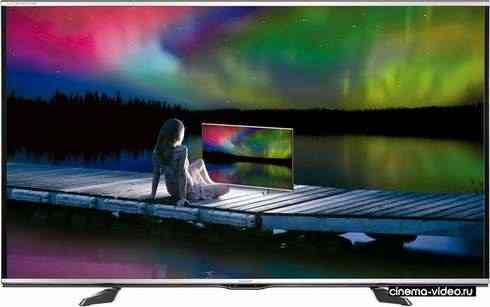 Телевизор Sharp LC-80UQ10E