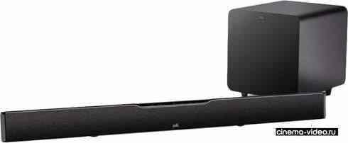 Домашний кинотеатр Polk Audio SurroundBar 9000