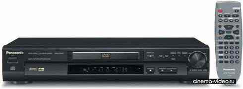 Плеер Panasonic DVD-RV31