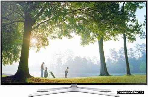 Телевизор Samsung UE50H6400