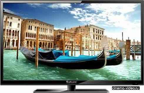 Телевизор Saturn TV LED32A NEW