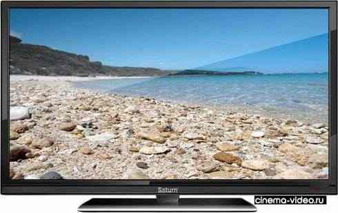 Телевизор Saturn TV LED40P NEW