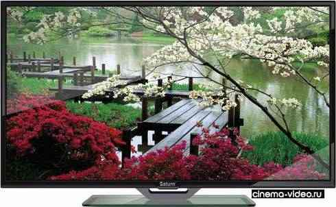 Телевизор Saturn TV LED24K NEW