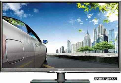 Телевизор Saturn TV LED40 BF